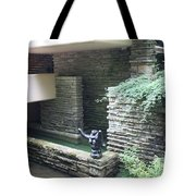 Architecture Frank Lloyd Wright Tote Bag