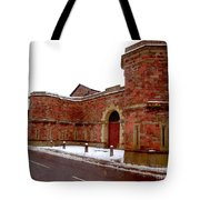 Architecture In England  Tote Bag