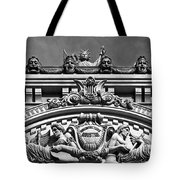 Architecture Industrie B-w Tote Bag