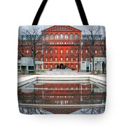 Architecture Tote Bag
