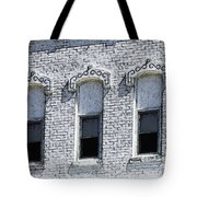 Architecture Of A Small Town2 Tote Bag