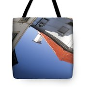 Architecture Reflection Tote Bag