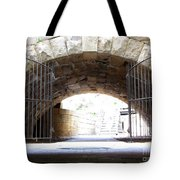 Archway And Gate Tote Bag