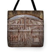 Archway Gate Tote Bag