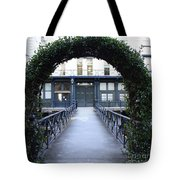 Archway On Factors Walk Tote Bag