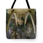 Archway To The Abyss Tote Bag