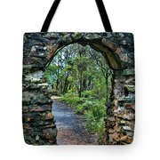 Archway To The Forest Tote Bag