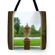 Archway Window To The Garden Tote Bag