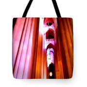 Archways Of St.john The Divine Tote Bag