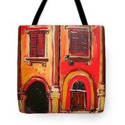 Arco Di Firenze Tote Bag