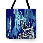 Arctic Sea Tote Bag