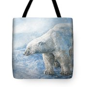 Arctic Sovereign Tote Bag