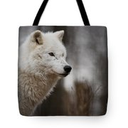 Arctic Wolf Pictures 1242 Tote Bag