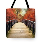 Ardent Autumn Tote Bag