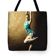 Ardent Dancer Tote Bag
