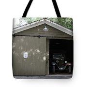 Ardenwood Historic Farm Garage Tote Bag