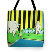 Are We Home Yet? Tote Bag