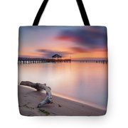 Are We Predestined To Get What We Get Tote Bag