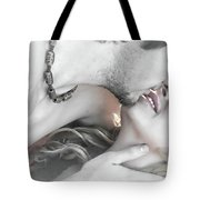 Are You Gonna Kiss Me Or Not Tote Bag