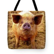 Are You Lookin' At Me? Tote Bag