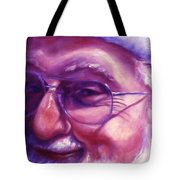 Are You Sure You Have Been Nice Tote Bag by Shannon Grissom