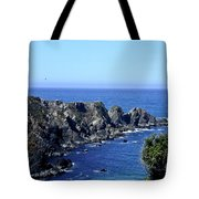 Arena Point California Tote Bag