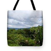 Arenal Lake And Volcano Tote Bag