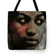 Aretha Franklin - Tribute Tote Bag