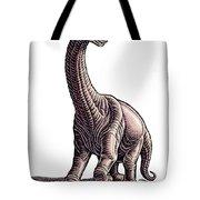Argentosaurus Tote Bag