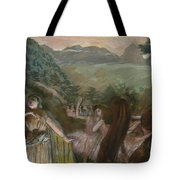 Aria After Ballet Tote Bag
