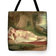 Ariadne Asleep On The Island Of Naxos Tote Bag