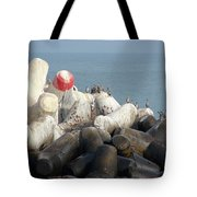 Arica Chile Sea Life Tote Bag