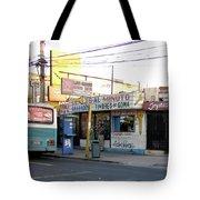 Arica Chile Street Corner Tote Bag