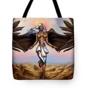 Ariel - Demon Tote Bag