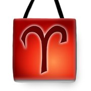 Aries  March 20 - April 19 Tote Bag