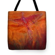 Arising From The Depths Tote Bag