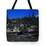 Ariziona View Tote Bag