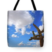Arizona Blue Sky Tote Bag