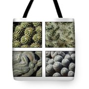 Arizona Cacti  Tote Bag