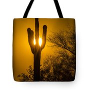 Arizona Cactus #1 Tote Bag