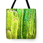 Arizona Cactus #16 Tote Bag