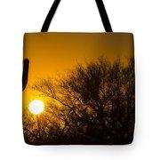 Arizona Cactus #2 Tote Bag