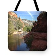 Arizona Canyon Sky Two Tote Bag