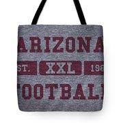 Arizona Cardinals Retro Shirt Tote Bag