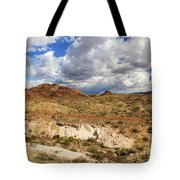 Arizona Cliffs Tote Bag