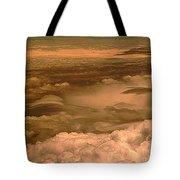 Arizona Cloudscape II Tote Bag