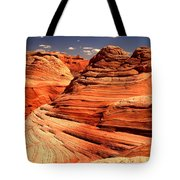 Arizona Desert Landscape Tote Bag