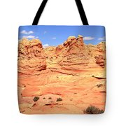 Arizona Desert Pastels Tote Bag