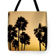 Arizona Dust Storm Tote Bag
