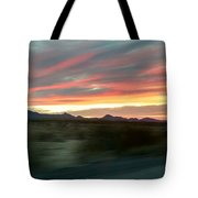 Arizona Highway Tote Bag